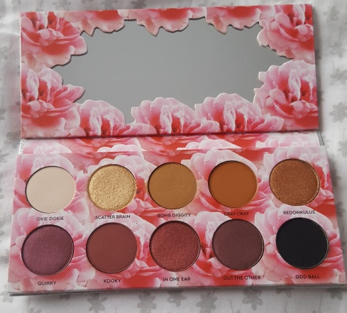 Laura Lee palette 1