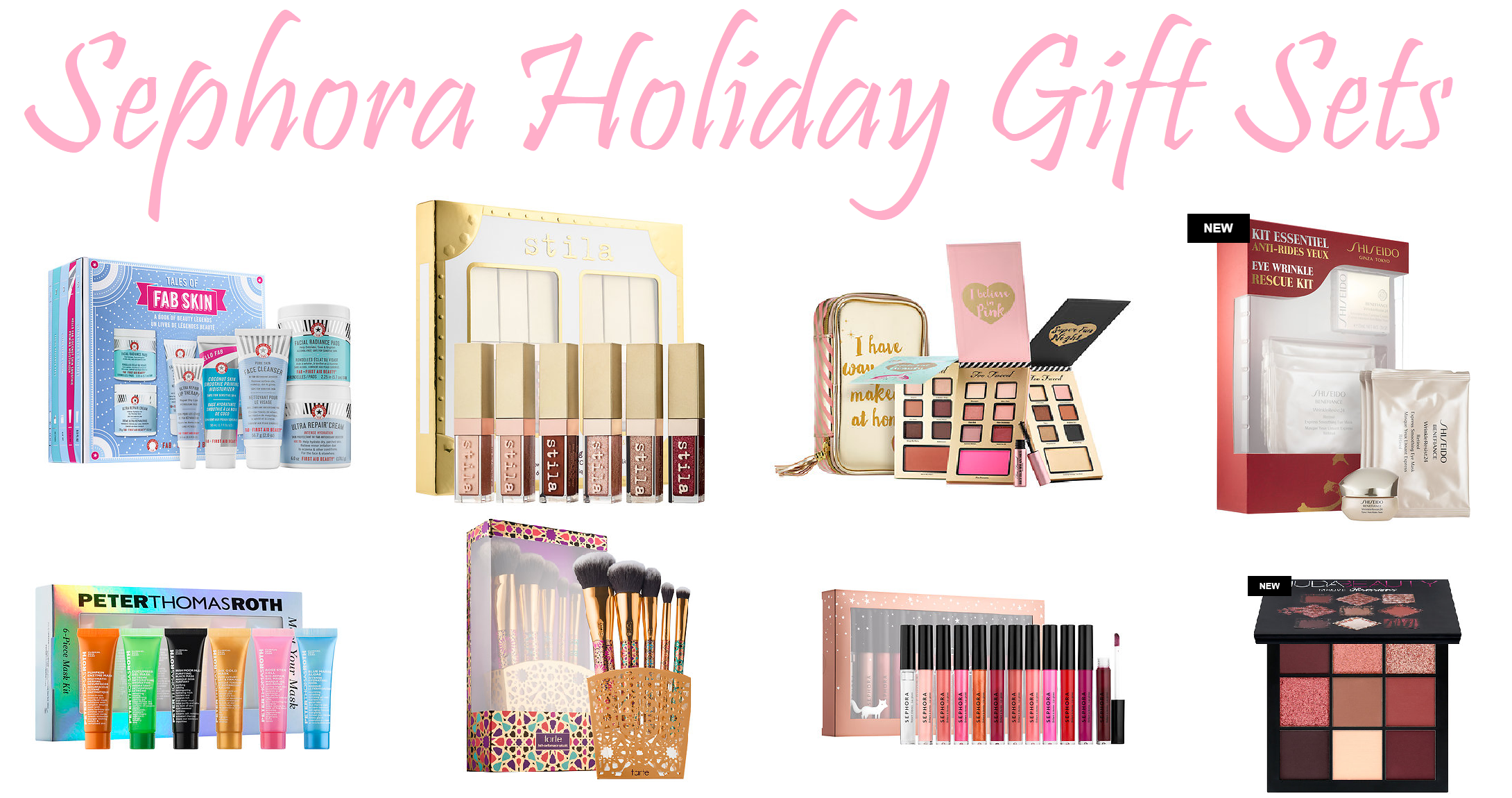 Sephora gift set picture