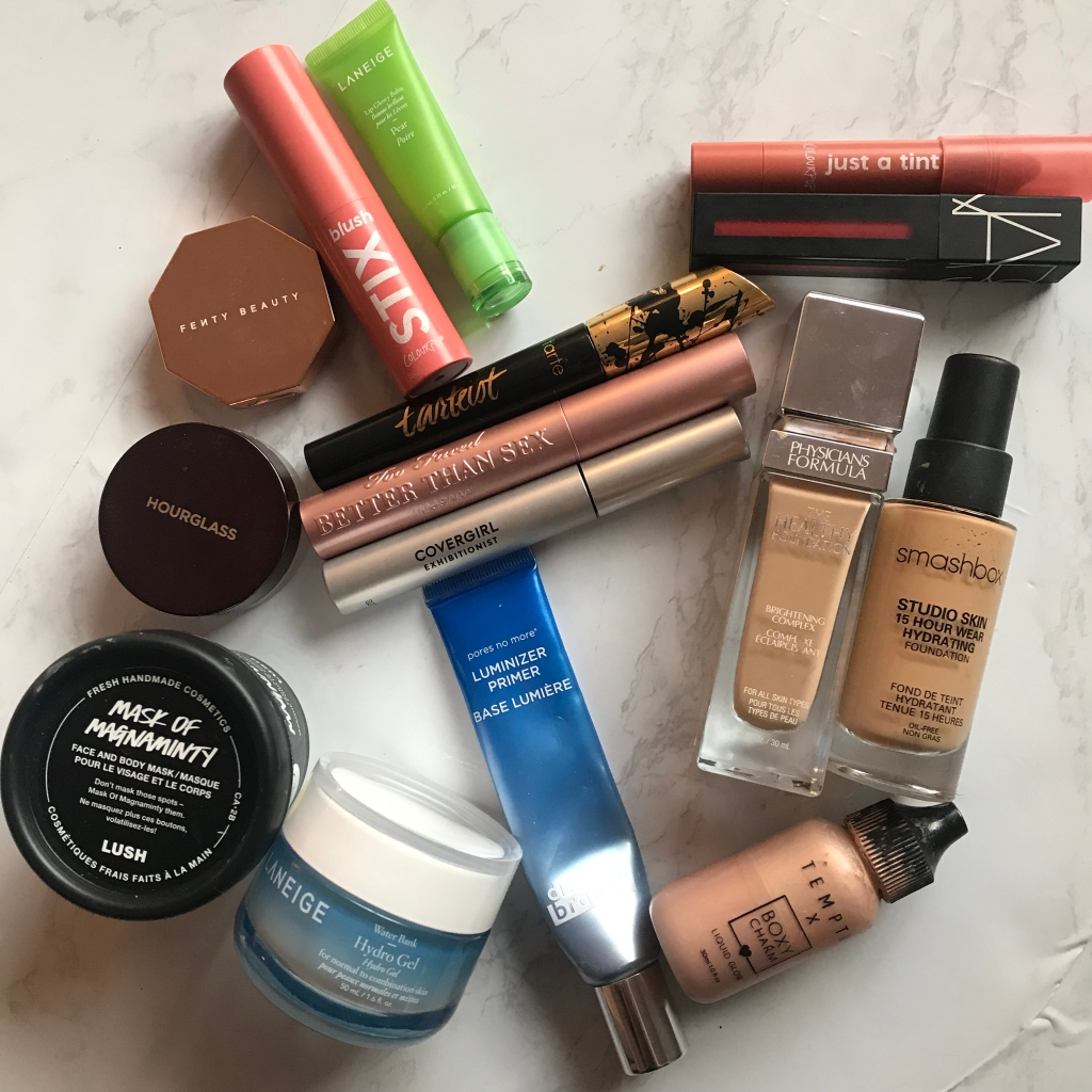 2019 favourites, makeup, beauty, favourite makeup
