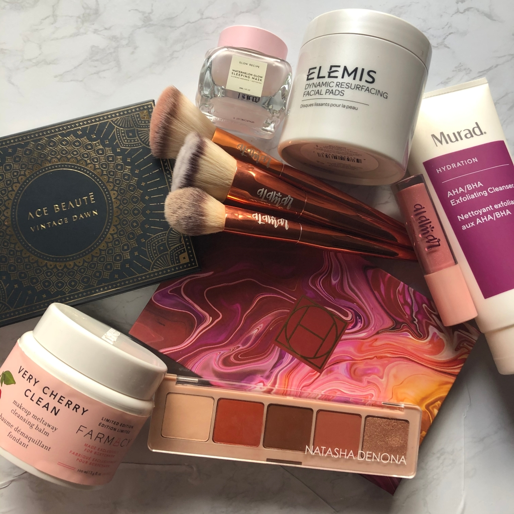 makeup, beauty, beauty products, boxycharm, Boxycharm, favourite makeup, Boxycharm favourites, Boxycharm 2020
