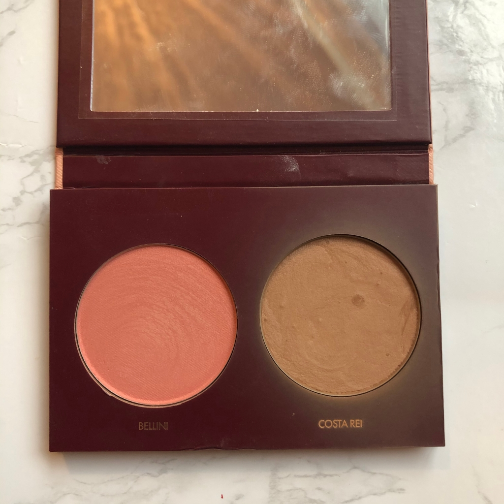 makeup, beauty, wander beauty, bronzer, blush, face palette