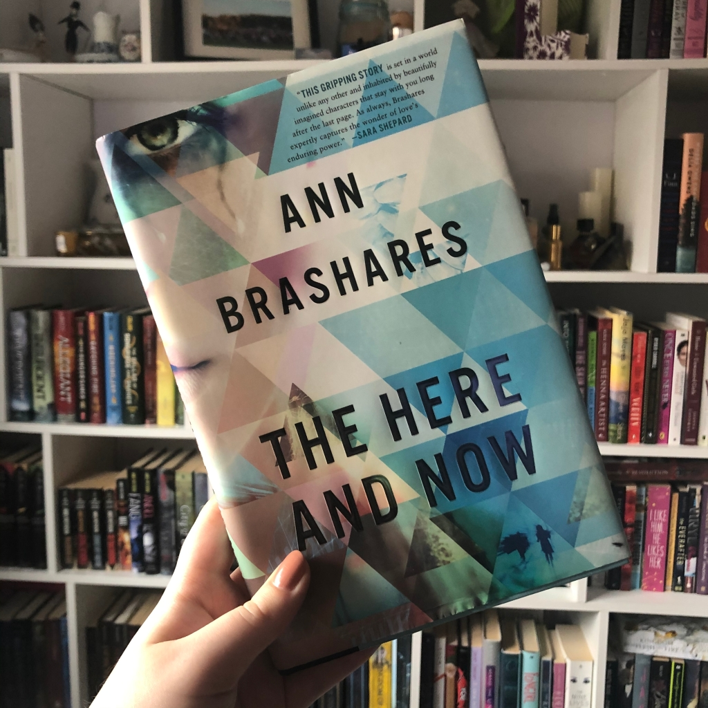 book, the here and now, ann brashares