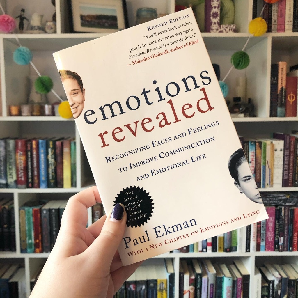 """Emotions Revealed"" by Paul Ekamn"
